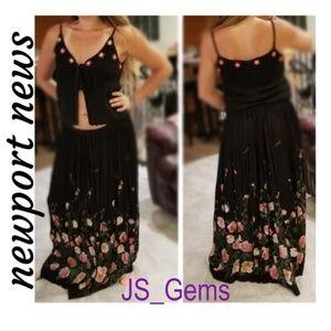 Matching Top & Skirt
